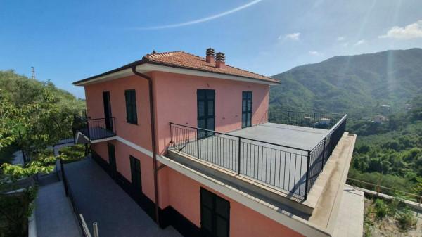 Appartamento in vendita a Leivi, Prima Collina, Con giardino, 116 mq - Foto 1
