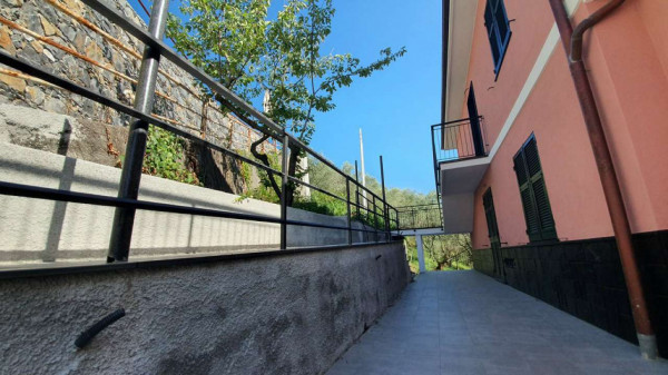 Appartamento in vendita a Leivi, Prima Collina, Con giardino, 116 mq - Foto 23
