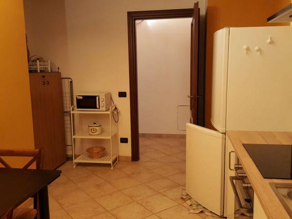 Appartamento in affitto a Grugliasco, Borgata Quaglia, Arredato, con giardino, 110 mq - Foto 18