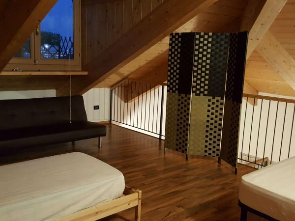 Appartamento in affitto a Grugliasco, Borgata Quaglia, Arredato, con giardino, 110 mq - Foto 10