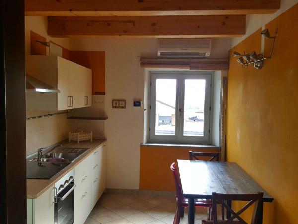 Appartamento in affitto a Grugliasco, Borgata Quaglia, Arredato, con giardino, 110 mq - Foto 1