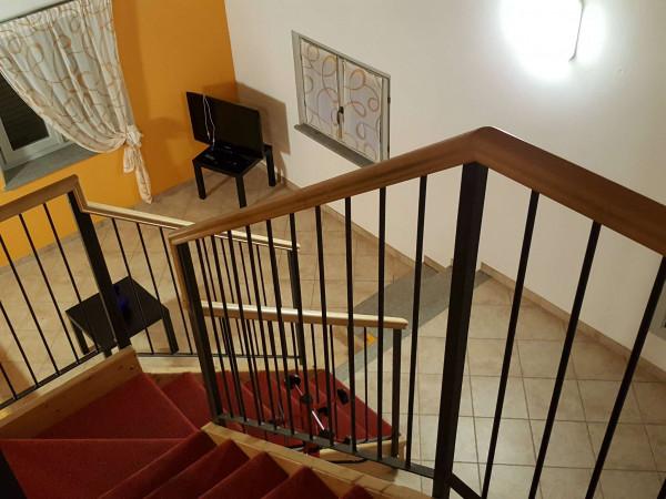 Appartamento in affitto a Grugliasco, Borgata Quaglia, Arredato, con giardino, 110 mq - Foto 12