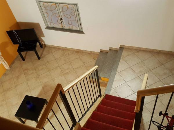Appartamento in affitto a Grugliasco, Borgata Quaglia, Arredato, con giardino, 110 mq - Foto 14