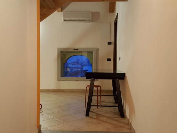 Appartamento in affitto a Grugliasco, Borgata Quaglia, Arredato, con giardino, 110 mq - Foto 20