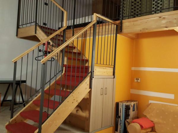 Appartamento in affitto a Grugliasco, Borgata Quaglia, Arredato, con giardino, 110 mq - Foto 7