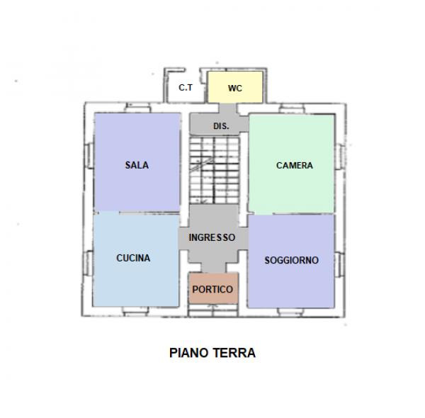 Casa indipendente in vendita a Trevi, Santa Maria In Valle, Con giardino, 200 mq - Foto 16
