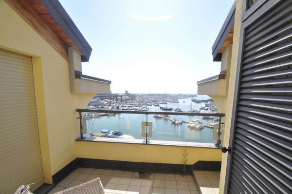 Appartamento in affitto a Genova, Sestri Ponente, Arredato, 85 mq - Foto 14