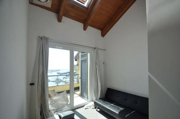 Appartamento in affitto a Genova, Sestri Ponente, Arredato, 85 mq - Foto 15