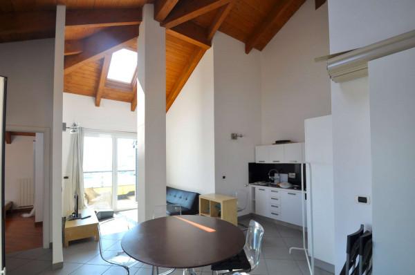 Appartamento in affitto a Genova, Sestri Ponente, Arredato, 85 mq