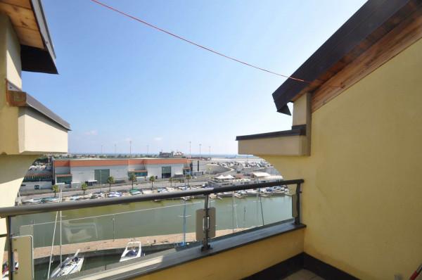 Appartamento in affitto a Genova, Sestri Ponente, Arredato, 85 mq - Foto 13