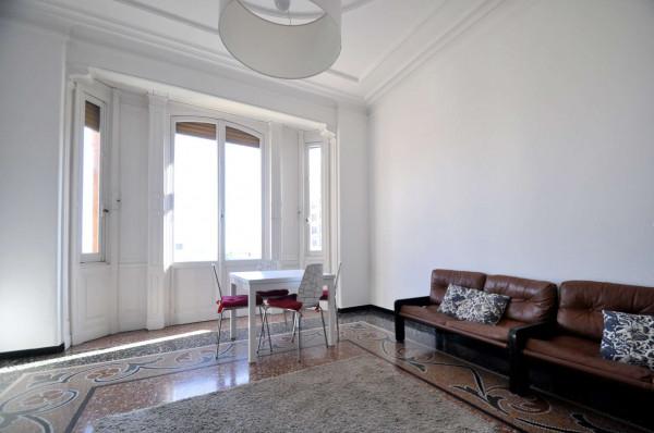 Appartamento in affitto a Genova, Sestri Ponente, Arredato, 115 mq - Foto 16