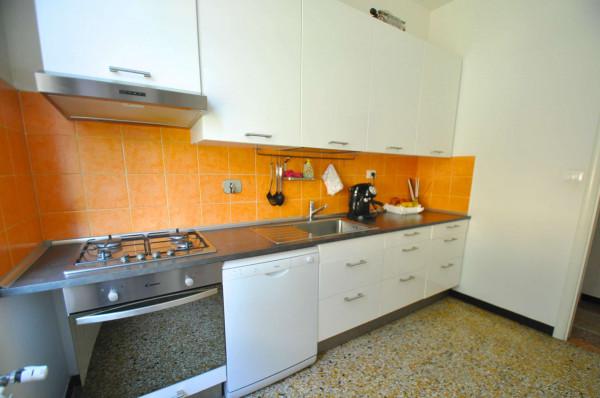 Appartamento in affitto a Genova, Sestri Ponente, Arredato, 115 mq - Foto 13