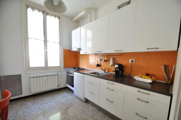 Appartamento in affitto a Genova, Sestri Ponente, Arredato, 115 mq - Foto 12