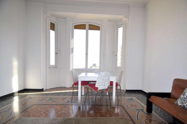 Appartamento in affitto a Genova, Sestri Ponente, Arredato, 115 mq - Foto 15