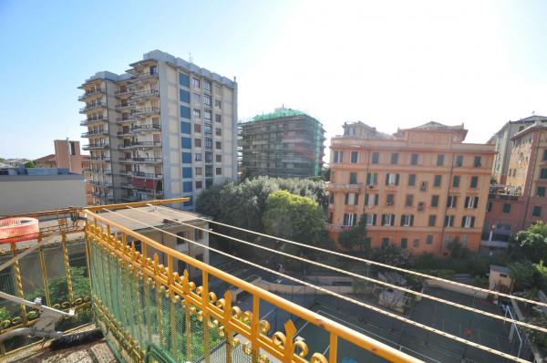 Appartamento in affitto a Genova, Sestri Ponente, Arredato, 115 mq - Foto 7