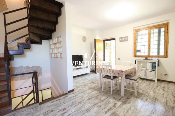 Villa in vendita a Magliano Romano, Con giardino, 120 mq