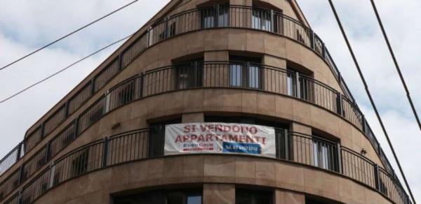 Appartamento in vendita a Milano, Cairoli, Con giardino, 220 mq