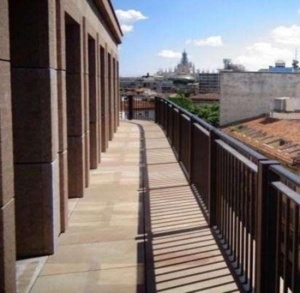 Appartamento in vendita a Milano, Cairoli, Con giardino, 330 mq - Foto 8