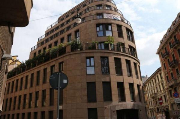 Appartamento in vendita a Milano, Cairoli, Con giardino, 330 mq - Foto 17