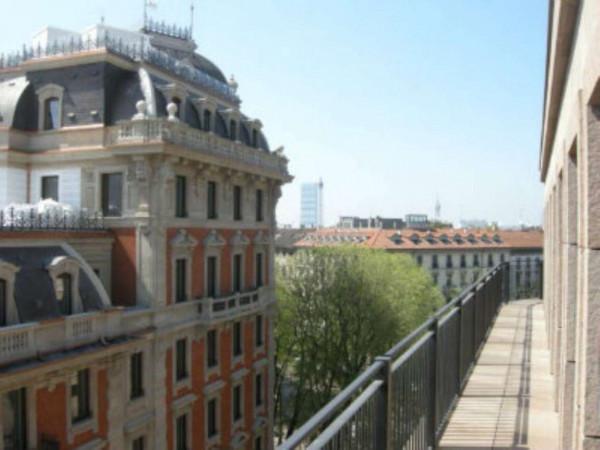 Appartamento in vendita a Milano, Cairoli, Con giardino, 330 mq - Foto 19