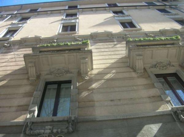Appartamento in affitto a Milano, Morgagni, 100 mq