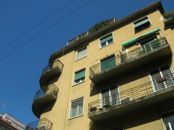 Appartamento in affitto a Milano, Morgagni, 130 mq