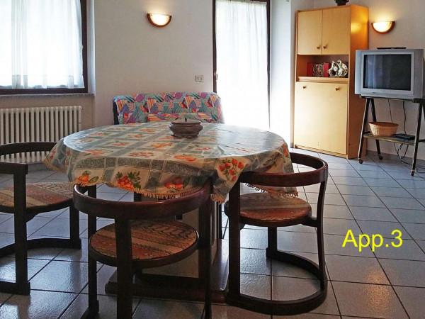 Appartamento in vendita a Strembo, Val Rendena, Arredato, con giardino, 65 mq - Foto 41