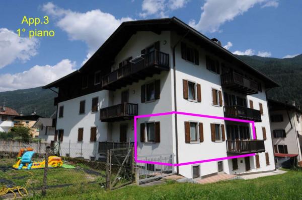 Appartamento in vendita a Strembo, Val Rendena, Arredato, con giardino, 65 mq - Foto 32