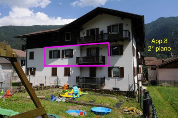 Appartamento in vendita a Strembo, Val Rendena, Arredato, con giardino, 50 mq
