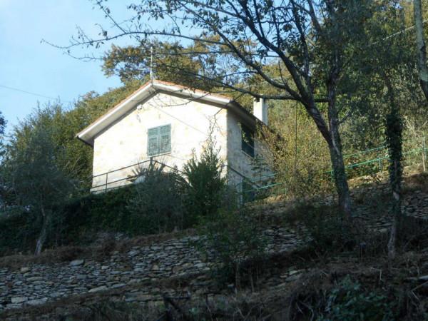 Casa indipendente in vendita a Rapallo, Adiacenze Via Comega, Con giardino, 70 mq
