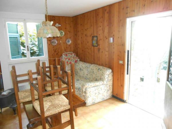 Casa indipendente in vendita a Rapallo, Adiacenze Via Comega, Con giardino, 70 mq - Foto 47