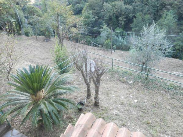Casa indipendente in vendita a Rapallo, Adiacenze Via Comega, Con giardino, 70 mq - Foto 7