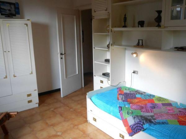 Casa indipendente in vendita a Rapallo, Adiacenze Via Comega, Con giardino, 70 mq - Foto 34