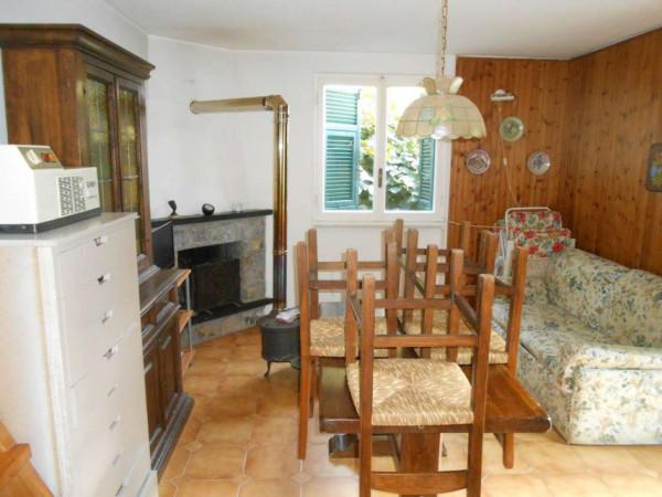 Casa indipendente in vendita a Rapallo, Adiacenze Via Comega, Con giardino, 70 mq - Foto 44