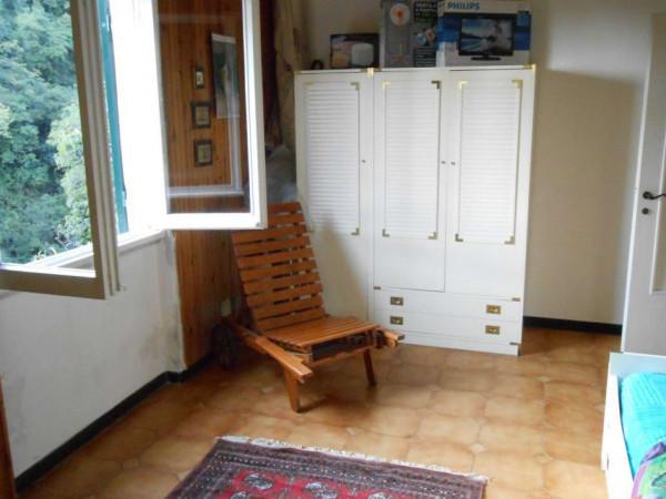 Casa indipendente in vendita a Rapallo, Adiacenze Via Comega, Con giardino, 70 mq - Foto 24