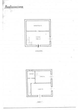 Casa indipendente in vendita a Rapallo, Adiacenze Via Comega, Con giardino, 70 mq - Foto 2