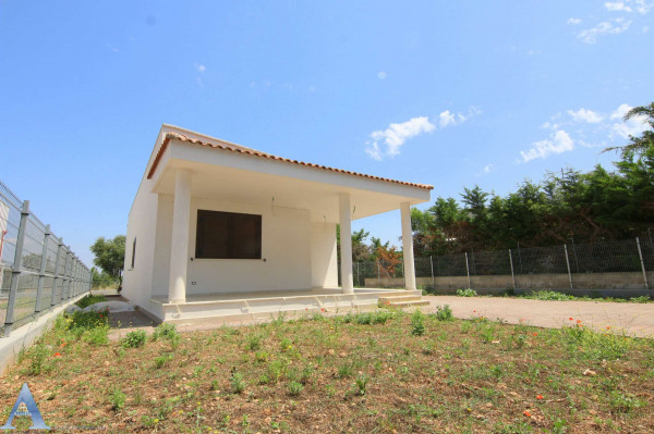 Villa in vendita a Leporano, Gandoli, Con giardino, 92 mq - Foto 15