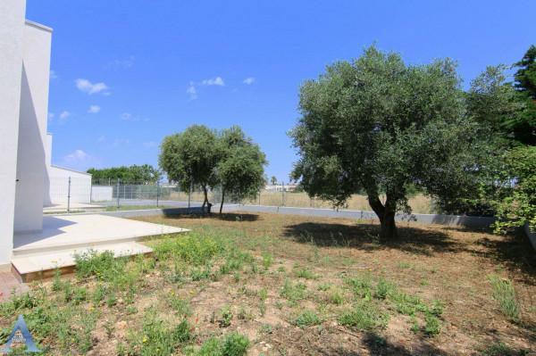 Villa in vendita a Leporano, Gandoli, Con giardino, 92 mq - Foto 12