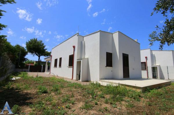 Villa in vendita a Leporano, Gandoli, Con giardino, 92 mq - Foto 4