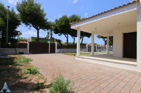 Villa in vendita a Leporano, Gandoli, Con giardino, 92 mq - Foto 14