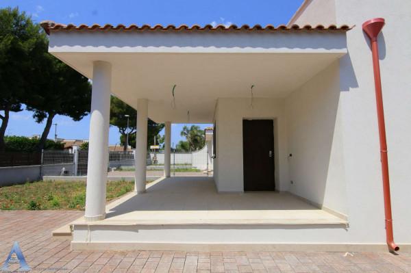 Villa in vendita a Leporano, Gandoli, Con giardino, 92 mq - Foto 6