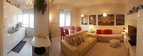 Appartamento in vendita a Chiavari, Centro, Arredato, 65 mq