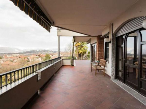 Villa in affitto a Brebbia, Con giardino, 313 mq - Foto 48