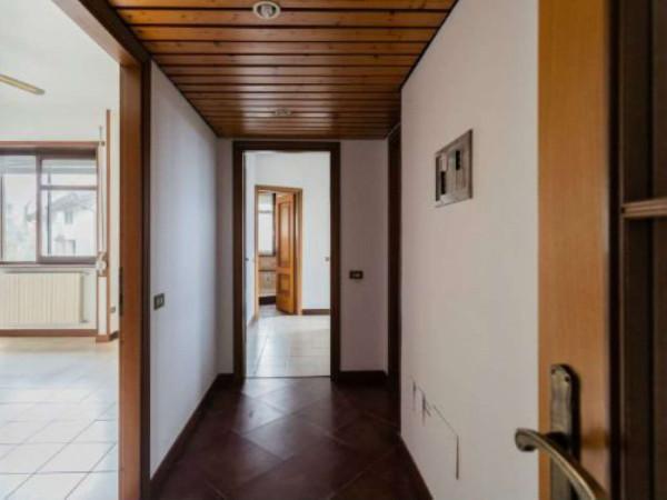 Villa in affitto a Brebbia, Con giardino, 313 mq - Foto 43