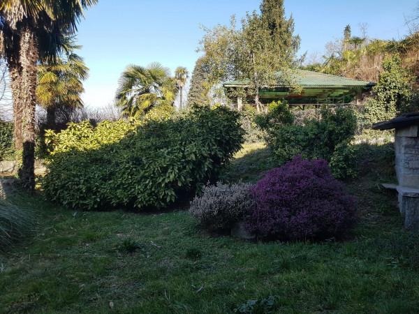 Villa in affitto a Brebbia, Con giardino, 313 mq - Foto 6