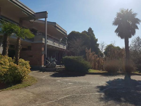 Villa in affitto a Brebbia, Con giardino, 313 mq - Foto 9