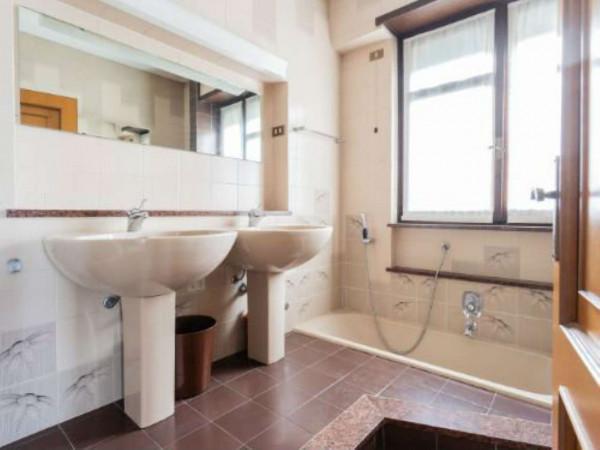 Villa in affitto a Brebbia, Con giardino, 313 mq - Foto 41