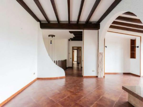 Villa in affitto a Brebbia, Con giardino, 313 mq - Foto 28