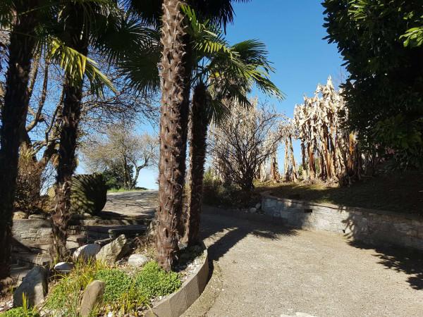 Villa in affitto a Brebbia, Con giardino, 313 mq - Foto 29