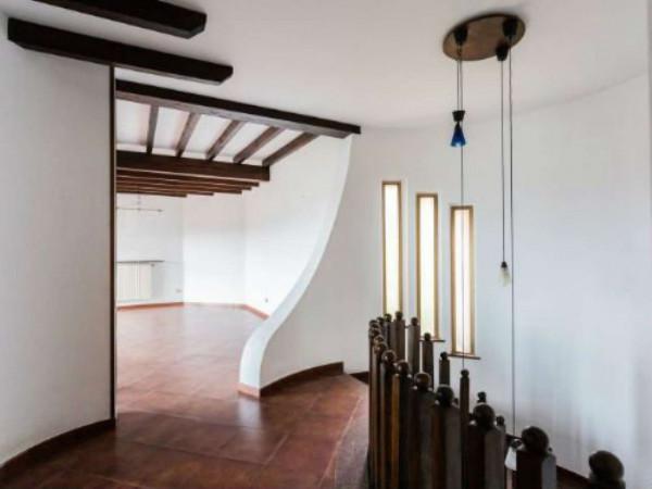 Villa in affitto a Brebbia, Con giardino, 313 mq - Foto 42